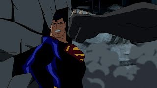 Superman Vs. Doomsday!