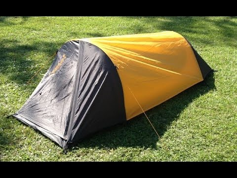 Eureka Solitaire Tent : Review – The Outdoor Gear Review
