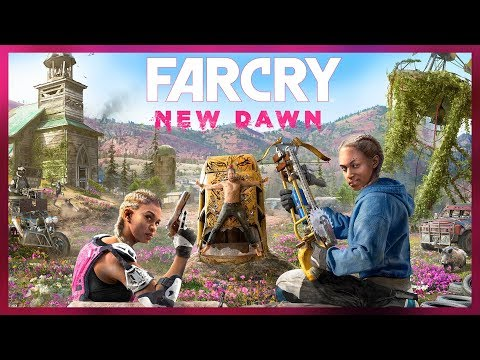ŠÍLENÁ DVOJČATA! | Far Cry New Dawn