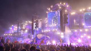 Lost Frequencies live Thunderclouds Remix at Tomorrowland 2019 (2nd Weekend)