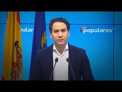 Declaraciones de Teodoro García Egea