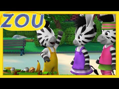 Zou en Français  🚂LE PIQUE-NIQUE EXPRESS 🍔Dessins animés