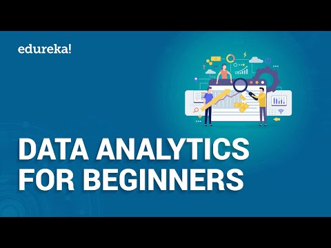 Data Analytics For Beginners | Introduction To Data ... - YouTube