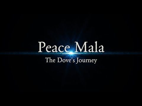 Peace Mala - The Dove's Journey