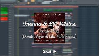 Frenna & Lil' Kleine   Verleden Tijd (Dimitri Vegas & Like Mike Remix) [Remake JAN] (Free FLP)
