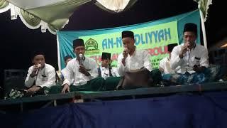 An_nahdliyyah - Habibi Ya Thobibi Vers Azzahir