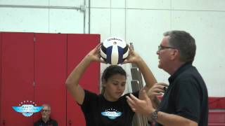 AVCA Video Tip Of The Week: Setting Hands That Are Right For Your Setter