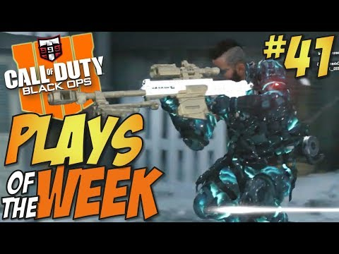 READY FOR WARFARE!! - Call of Duty Black Ops 4 Plays of the Week #41