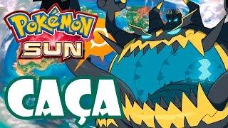 Guzzlord  - (Pokémon) - POKÉMON SUN LENDÁRIOS - GUZZLORD