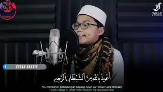 SUBHANALLAH Merdunya Syekh Rasyid