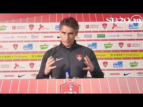 Rennes - Brest | Conférence de presse d'avant-match