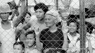 """""""No one turned away""""   Researching the history of Vietnamese refugees  in Hong Kong"""