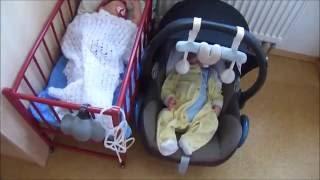 Reborn Baby Nursery Tour