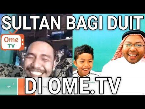 SULTAN BAGI DUIT DI OME.TV