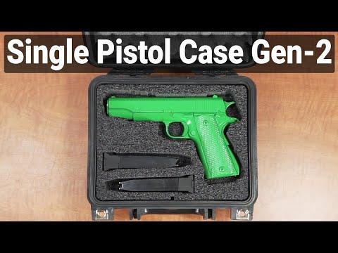 Single Pistol Case - Featured Youtube Video