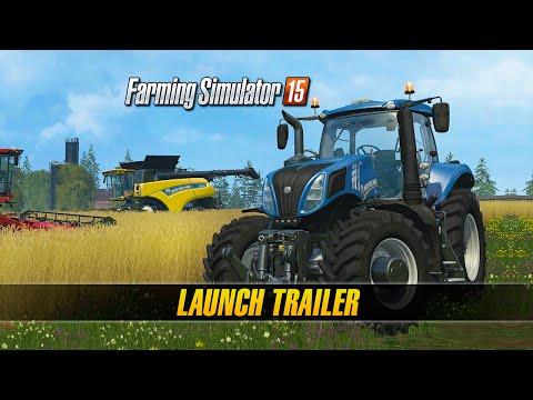 Видео № 2 из игры Farming Simulator 15 [PC, Jewel]