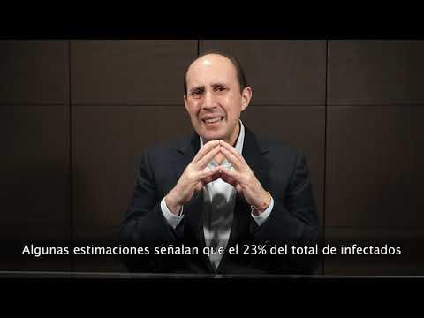 El sector médico ha sido de los más afectados por la pandemia