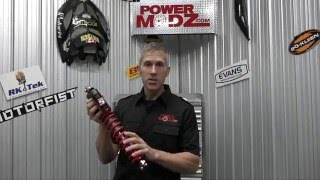 Shocks explained by a Pro at Elka Suspension, PowerModz