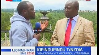 Visa kadhaa vya Kipindupindu vyaripotiwa Trans Nzoia