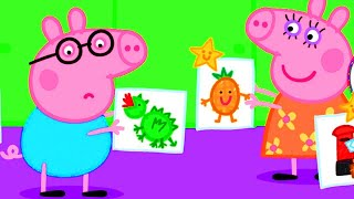 Peppa Pig Official Channel | Peppa Pig's Playgroup Star