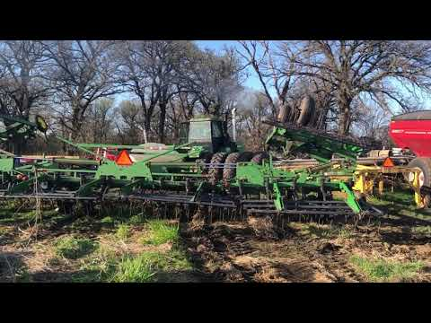 John Deere 985 Field Cultivator | Whitaker Marketing Group