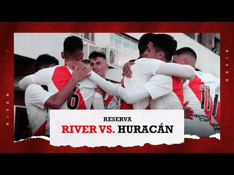 River vs. Huracán [Reserva - EN VIVO]