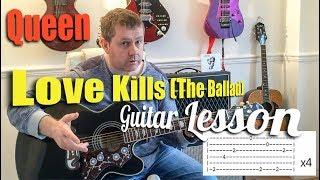 Love Kills The Ballad Queen
