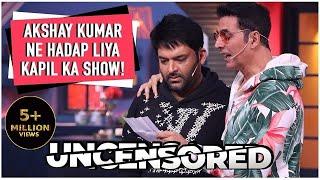 "Laughter Ride With Team ""Bell Bottom"" Uncensored| The Kapil Sharma Show |Akshay, Vaani, Huma, Jackky"