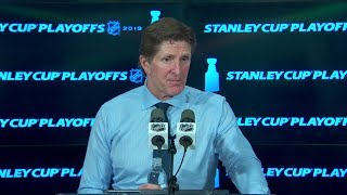 Maple Leafs Post-Game: Mike Babcock - April 17, 2019