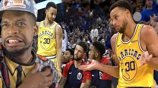 CURRY'S BETTER THAN LEBRON 100% CONFIRMED! WARRIORS vs WIZARDS HIGHLIGHTS