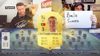 FIFA 19: C. RONALDO Squad Builder Battle 🔥🔥