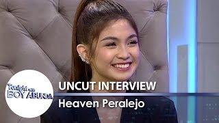 TWBA Uncut Interview: Heaven Peralejo