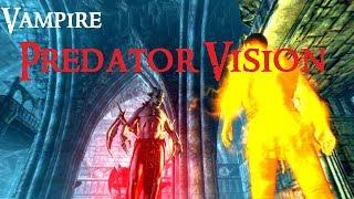 SKYRIM (Special Edition) MOD : Predator Vision - SKSE64 Update