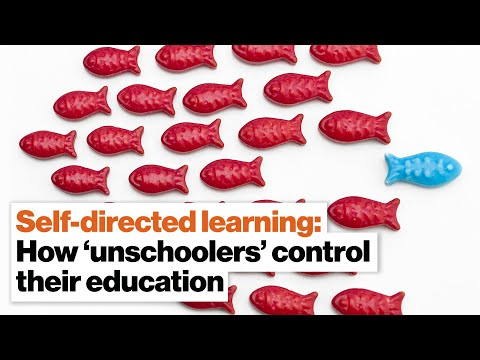 Self-directed learning: How 'unschoolers' control their education   Kerry McDonald