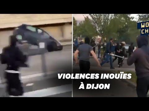 Tschetschenen Dijon