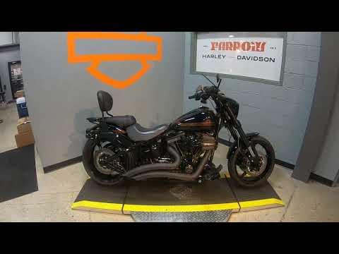 2016 Harley-Davidson CVO Pro Street Breakout FXSE
