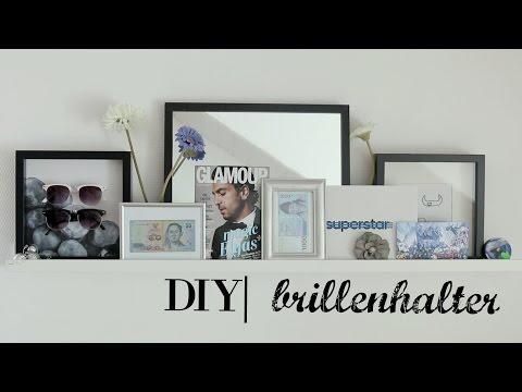 DIY  ll brillenhalter