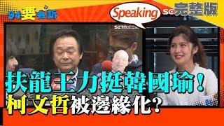 綠樂見韓國選總統?藍想簽和平協議?