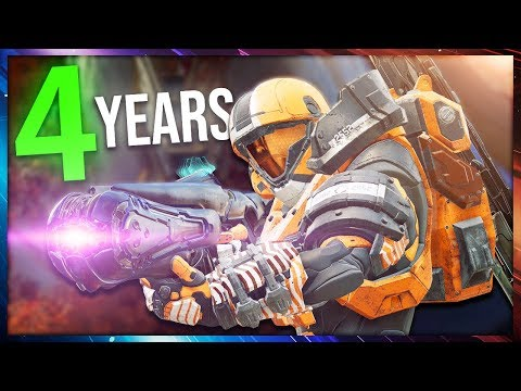 I Still Play Halo 5 Four Years later...