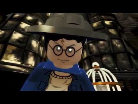 Trailer de LEGO Harry Potter Years 1-4