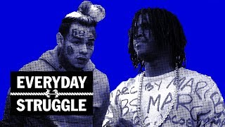 Everyday Struggle - 6ix9ine's Chief Keef Diss on 'Get the Strap,' Artists Finessing Album Sales