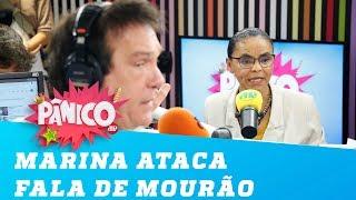 Marina Silva ataca fala de Mourão sobre as famílias