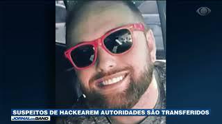 Hackers suspeitos de invadirem telefone de Sergio Moro e outras autoridades são transferidos
