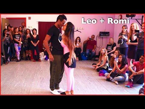 Lambada Dance By Leo Romina At The New York City Zouk Festival 2018 Brazilian