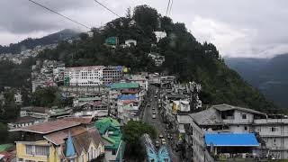 preview picture of video 'Gangtok Cable car journey'