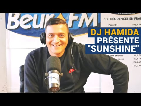 "[Happy Beur] Dj Hamida présente l'album ""Sunshine"" !"
