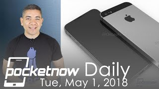iPhone SE 2 CAD video tells it all, HTC U12+ in photos & more - Pocketnow Daily