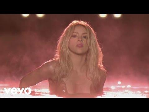 Nunca Me Acuerdo De Olvidarte - Shakira (Video)