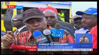 Isaac Ruto awakaribisha waliohama kutoka chama cha Jubilee