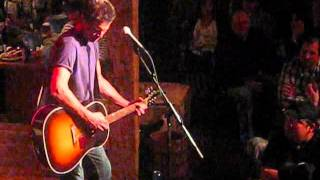"Chris Knight ""She Couldn't Change Me"""